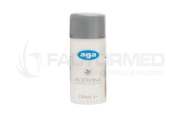 ACETONE WITH CASTOR OIL AGA