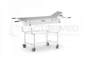 TROLLEY WITH STRETCHER