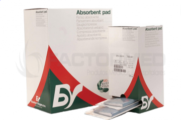 ABSORBENT DRESSING  STERILE NON ADHESIVE