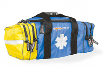 AIRWAY BAG WITH TWO POCKETS